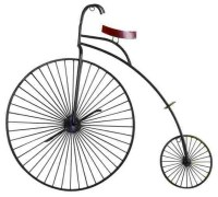 Poznan Bicycle Metal Wall Hanging - Eclectic - Artwork ...