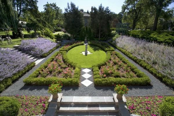 historic landscape design wilmette