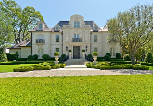 formal residential estate & garden