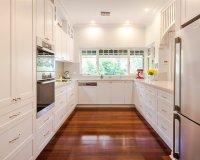 Shaker Style Cabinet Hardware Kitchen Design Ideas
