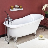 Modern Clawfoot tub remodel - Bathtubs - other metro - by ...