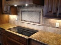 Tile Kitchen Backsplash - Natural Stone