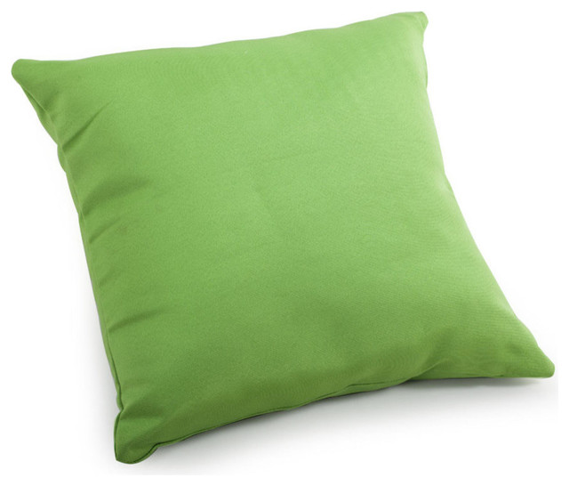 Zuo Modern Laguna Large Pillow Green  Modern  Decorative