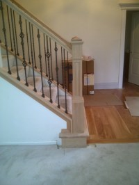 Basement stair options - Traditional - Staircase - chicago ...
