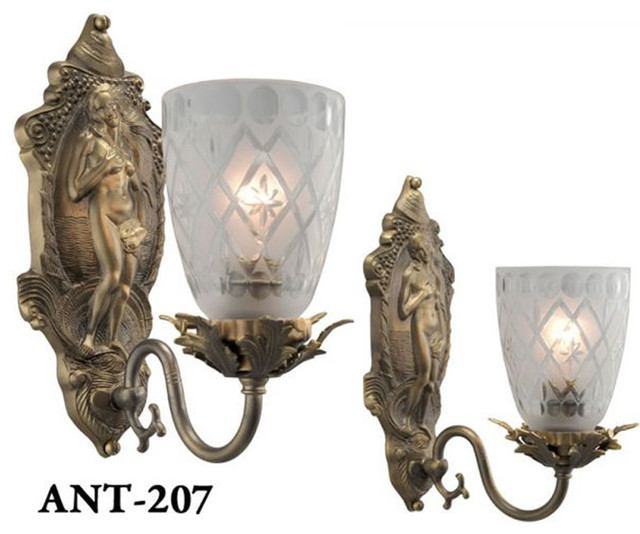Wall Sconces Victorian