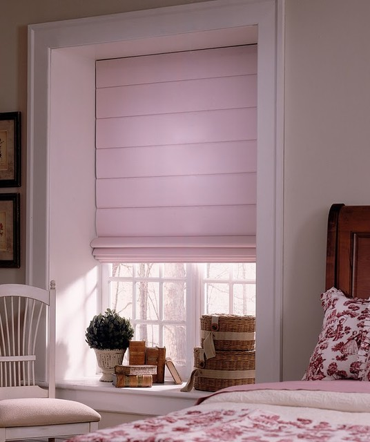 Kids Roman Shades  Traditional  Roman Shades  Phoenix