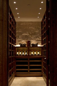 Wine Cellar Lighting - Traditional - Wine Cellar - denver ...
