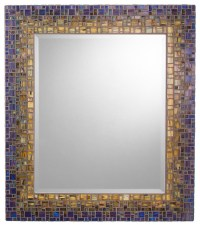 Classic Collection Mosaic Mirrors - Victorian - Bathroom ...