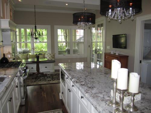 Alaska White Granite  Granite Countertops Granite Slabs