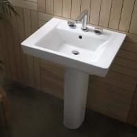 American Standard Boulevard 0641800 Pedestal Sink ...