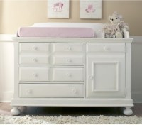 Creations Baby Summers Evening Combo Dresser - Rubbed ...