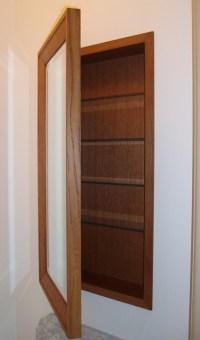 Oak Medicine Cabinet - Traditional - Medicine Cabinets ...