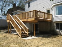 New Deck, Patio & Retaining Wall - Patio - st louis - by ...
