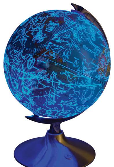 fascinations celestial globe