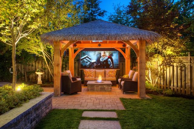 Cedar Springs Projects 2012 tropical patio