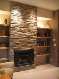 Fireplaces - Contemporary - Living Room - vancouver - by ...