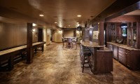 Shallow Pond - Traditional - Basement - denver - by ...