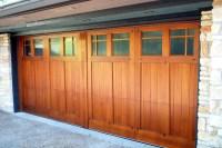 Cowart Door - Craftsman Style Garage Door - Craftsman ...