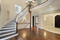 Luxury Foyer and Stairway