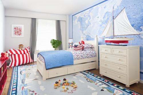 Best Paint Colors For Childrenu0027s Rooms Via Remodelaholic.com