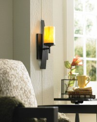 Kyle Wall Sconce from Quoizel Lighting - Living Room - by ...