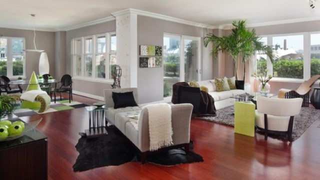 Contemporary Family Room By Beaverton Design Build Firms Mountainwood Homes