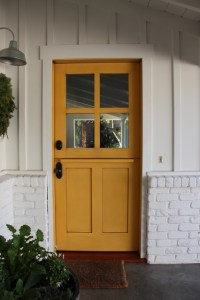 Dutch Entry door - Eclectic - Entry - san francisco - by ...