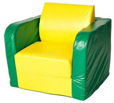 Foamnasium Pullout Soft Play Chair  Contemporary  Kids