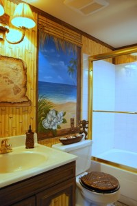 Tropical and Beach Murals by Tom Taylor of Wow Effects ...