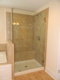 Ceramic Tile Shower Designs - Traditional - Bathroom ...