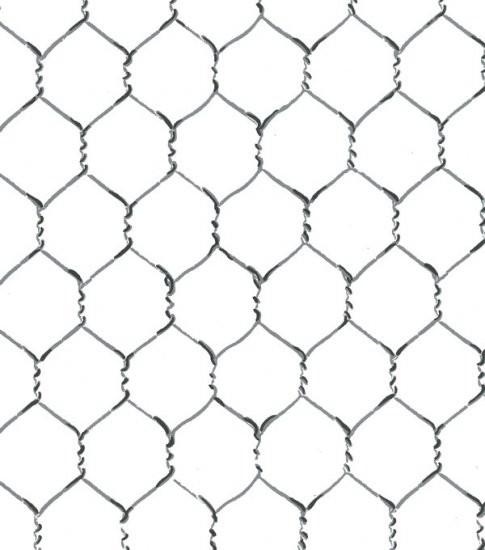 Chicken Wire Wallpaper
