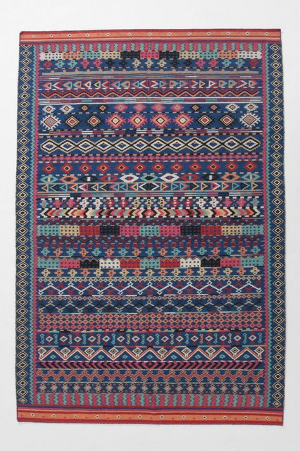 TanTan Rug  Eclectic  Rugs  by Anthropologie