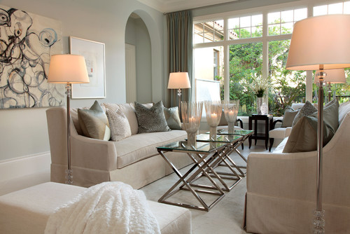 floor lamp living room light gray how to place lamps in a capitol lighting where your
