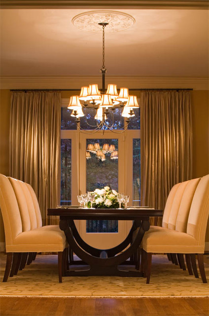 Interior Remodel of 1920s Tudor Home  Traditional  Dining Room  dc metro  by Wentworth Inc