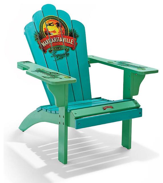 Margaritaville Tequila Adirondack Chair  Traditional