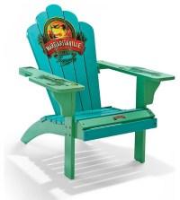"Margaritaville ""Tequila"" Adirondack Chair - Traditional ..."