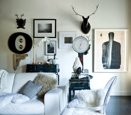 Faux Taxidermy Is A Surprisingly Chic Decor Element