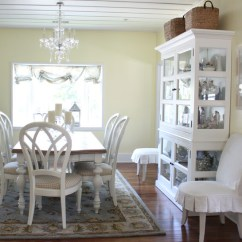 Most Comfortable Beach Chair Linen Club Cottage - Traditional Dining Room Orange County By Squarefoot Interior Design