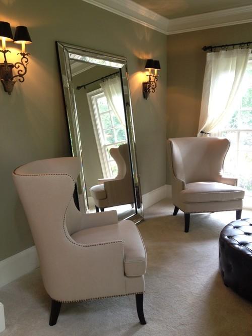 floor mirror decorating ideas. Black Bedroom Furniture Sets. Home Design Ideas