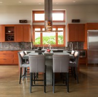Northwest Perspective - Contemporary - Kitchen - seattle ...