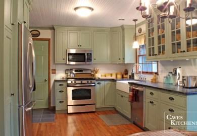 French Kitchen Home Design Photos Houzz