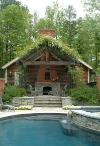 Backyard Paradise - Rustic - Pool - birmingham - by David ...