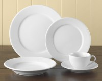 Apilco Tradition Porcelain Dinnerware 5-Piece Place ...