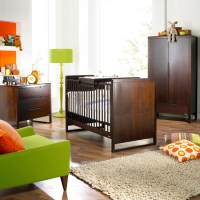SILHOUETTE NURSERY FURNITURE SET