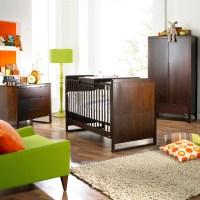 SILHOUETTE NURSERY FURNITURE SET - Modern - Bedroom ...