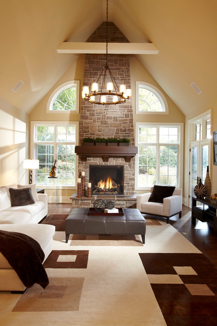 Urban Chic  Contemporary  Living Room  toronto  by Parkyn Design