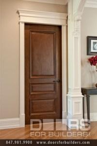 SOLID WOOD ENTRY DOORS-DOORS FOR BUILDERS, INC ...
