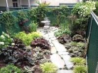 Small Perennial Backyard Gardens Pictures to Pin on ...