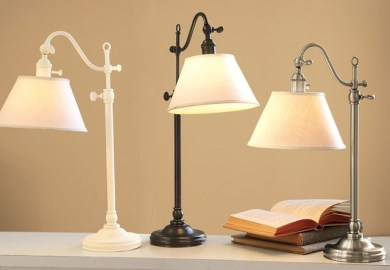 Contemporary Bedside Table Lamps