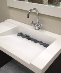 Concrete ADA Custom Sink - Contemporary - Bathroom Sinks ...